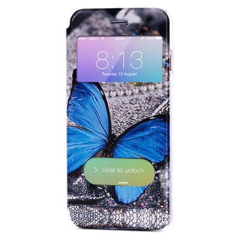 Butterfly Stand Case for iPhone 6 Plus - BoardwalkBuy