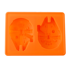 Star Wars Falcon Millenium Ice Mold and Baking Tray - BoardwalkBuy - 4