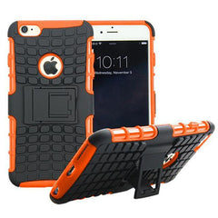Anti-Shock Hybrid Stand Case for iPhone 6 & 6 Plus - BoardwalkBuy - 4