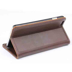 iphone 6 5.5inch Genuine Leather Wallet Case - BoardwalkBuy - 8