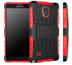 New Hybrid Armor Case for Samsung Note 4 - BoardwalkBuy - 6