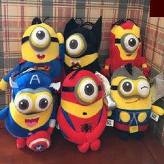 Minions Cosplay Super Heroes Action Figure Toys - BoardwalkBuy - 6