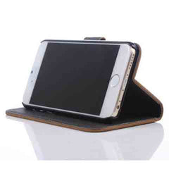 iPhone 6 Wallet Stand Antique Pattern Case - BoardwalkBuy - 9