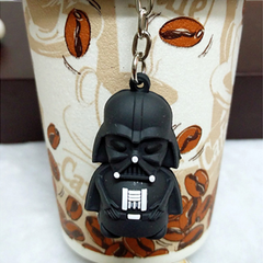 Mini Star Wars Action Figure Keychain - Darth Vader or Stormtrooper - BoardwalkBuy - 6