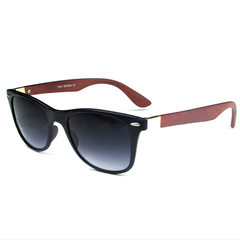 Unisex Bamboo Wooden Style Sunglasses - Assorted Colors - BoardwalkBuy - 5