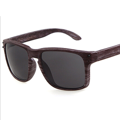 Stylish Wooden-Frame Sports Sunglasses - Assorted Colors - BoardwalkBuy - 4