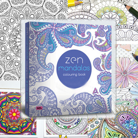 Zen Mandalas - BoardwalkBuy - 1