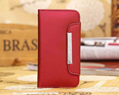 iphone 6 Scrub PU leather wallet case - BoardwalkBuy - 7