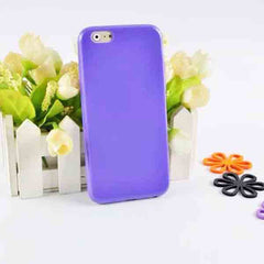 iPhone6 Solid Candy Color TPU Rubber Case - BoardwalkBuy - 5