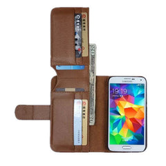 7 Cards Slot Wallet Case for Samsung S5 - BoardwalkBuy - 2