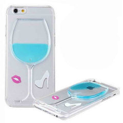 High-heeled Wine Cup Stand Case for iPhone 5 - BoardwalkBuy - 4