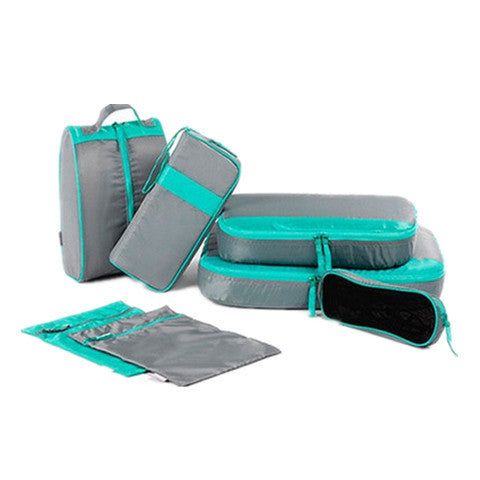 7 Pcs Luggage Travel Organizer