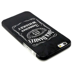 Whiskey Pattern Soft TPU Case for iPhone 6 - BoardwalkBuy - 5