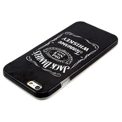 Whiskey Pattern Soft TPU Case for iPhone 6 - BoardwalkBuy - 2