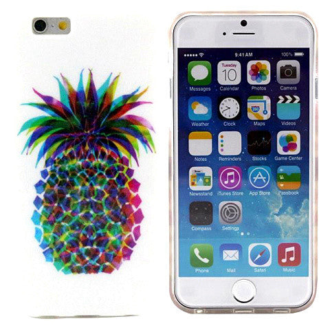 Pineapple TPU Soft Case for iPhone 6 - BoardwalkBuy - 1