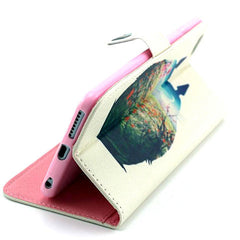 PU Leather Stand Case for iPhone 6 Plus - BoardwalkBuy - 5
