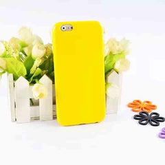 iPhone6 Solid Candy Color TPU Rubber Case - BoardwalkBuy - 6