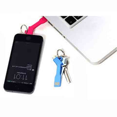 key usb cable for iphone 5/6/6plus - BoardwalkBuy - 3