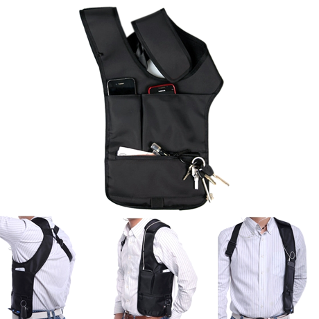 Anti-Theft Hidden Underarm Bag - BoardwalkBuy - 1
