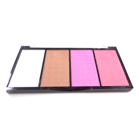 4 Color Blush Palette - BoardwalkBuy
