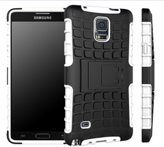 New Hybrid Armor Case for Samsung Note 4 - BoardwalkBuy - 7