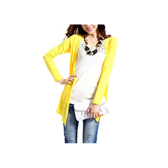 Royal Long-Sleeve Cardigan - Assorted Colors - BoardwalkBuy - 4