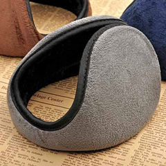 Unisex Fleece Ear Muff Wrap Band - Assorted Colors - BoardwalkBuy - 6