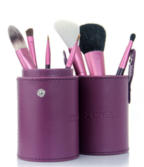 7 Piece Brush Set in Four Color - BoardwalkBuy - 2