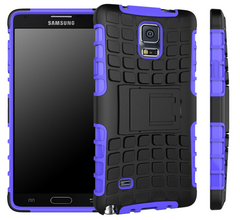 New Hybrid Armor Case for Samsung Note 4 - BoardwalkBuy - 8