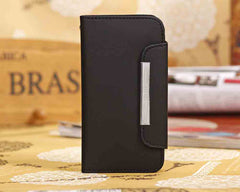 iphone 6 Scrub PU leather wallet case - BoardwalkBuy - 3