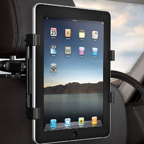 Universal Car Seat Headrest Mount Holder For Tablet PCs - BoardwalkBuy