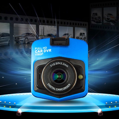CAR GT300 Full 1080p HD DVR Dash Camera With Night Vision - Black or Blue - BoardwalkBuy - 7