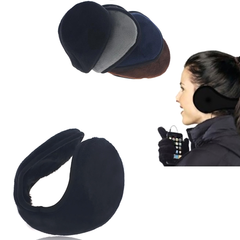 Unisex Fleece Ear Muff Wrap Band - Assorted Colors - BoardwalkBuy - 2