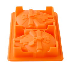 Star Wars Falcon Millenium Ice Mold and Baking Tray - BoardwalkBuy - 6
