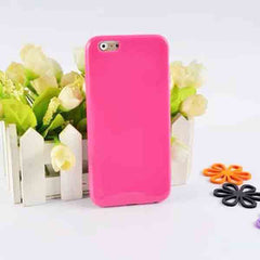 iPhone6 Solid Candy Color TPU Rubber Case - BoardwalkBuy - 7