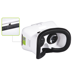 "3D VR Glasses Virtual Reality Head Mount for 4"" - 6"" Smartphones - BoardwalkBuy - 2"