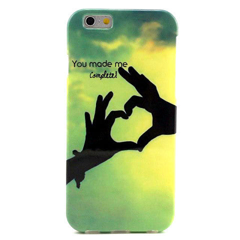 "Soft TPU Case for iPhone 6 4.7"" - BoardwalkBuy - 1"