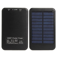 5000mah Portable Battery Solar Power Bank - BoardwalkBuy - 2