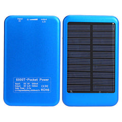 5000mah Portable Battery Solar Power Bank - BoardwalkBuy - 3