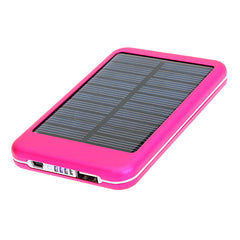 5000mah Portable Battery Solar Power Bank - BoardwalkBuy - 6