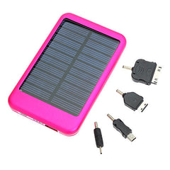 5000mah Portable Battery Solar Power Bank - BoardwalkBuy - 5