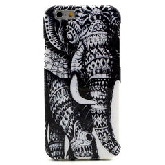 Elephant TPU Case for iPhone 6 Plus - BoardwalkBuy - 1