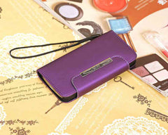 iphone 6 Scrub PU leather wallet case - BoardwalkBuy - 10