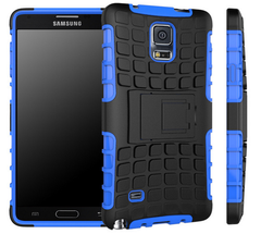New Hybrid Armor Case for Samsung Note 4 - BoardwalkBuy - 9