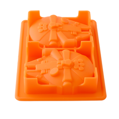 Star Wars Falcon Millenium Ice Mold and Baking Tray - BoardwalkBuy - 7