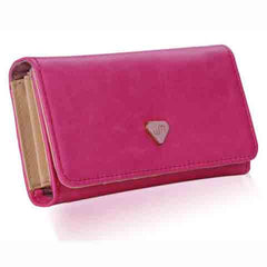 WM PU Leather Wallet Purse Phone Case - BoardwalkBuy - 4