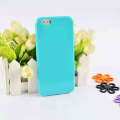 iPhone6 Solid Candy Color TPU Rubber Case - BoardwalkBuy - 8