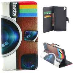 Retro Wallet Case for Sony Xperia Z3 - BoardwalkBuy - 1