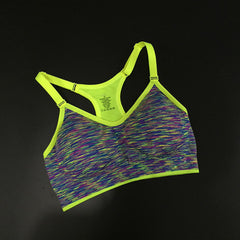 Adjustable Racerback Sports Bra - BoardwalkBuy - 4