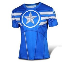 Superhero Fitness Tee - BoardwalkBuy - 6
